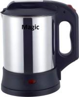 Magic Surya K 103 1.5 L Electric Kettle (Black & Silver)