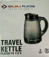 BAJAJ PLATINI Platini Px 112 K Electric Kettle (0.4 L, White)