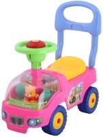 Magic Pitara Four Wheel Drive Car (Multicolor) - EROEA2FCSAN2FCGG