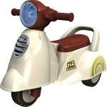 Ez' Playmates Baby Ride On Italian Scooter Beige