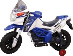 Mera Toy Shop Battery Operated Sports Ride On Blue