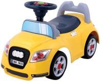 Magic Pitara Four Wheel Drive Car (Yellow)