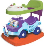 Toyzone Space Rider 3 In 1