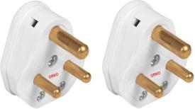 ORKO 6A3PIN Three Pin Plug