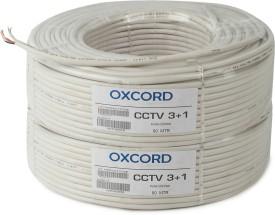 Oxcord PVC White 180 m Wire