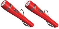 Eveready Dl 23 Pack Of 2 Torches (Multicolour)