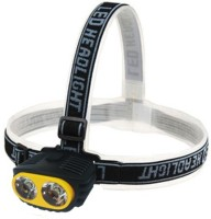 GVC High Brightness Lumens Head Lamp Torches (Lemon)