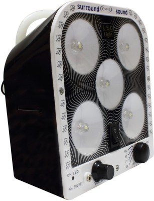 Bainsons-5-LED-Radio-Emergency-Light-(With-In-Built-FM)
