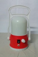 CM Rechargeable Led Lantern With Charger - Emergency Lights (red)