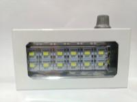 Vimarsh Rechargeable 12 Led Bulbs In Metal Body Emergency Lights (White)