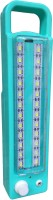 Homes Decor 24 Led Rechargeable Emergency Lights (Green, White)