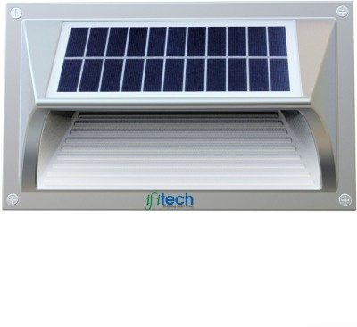 IFITech New Design Solar Wall Light Solar Lights Grey, White available at Flipkart for Rs.3850