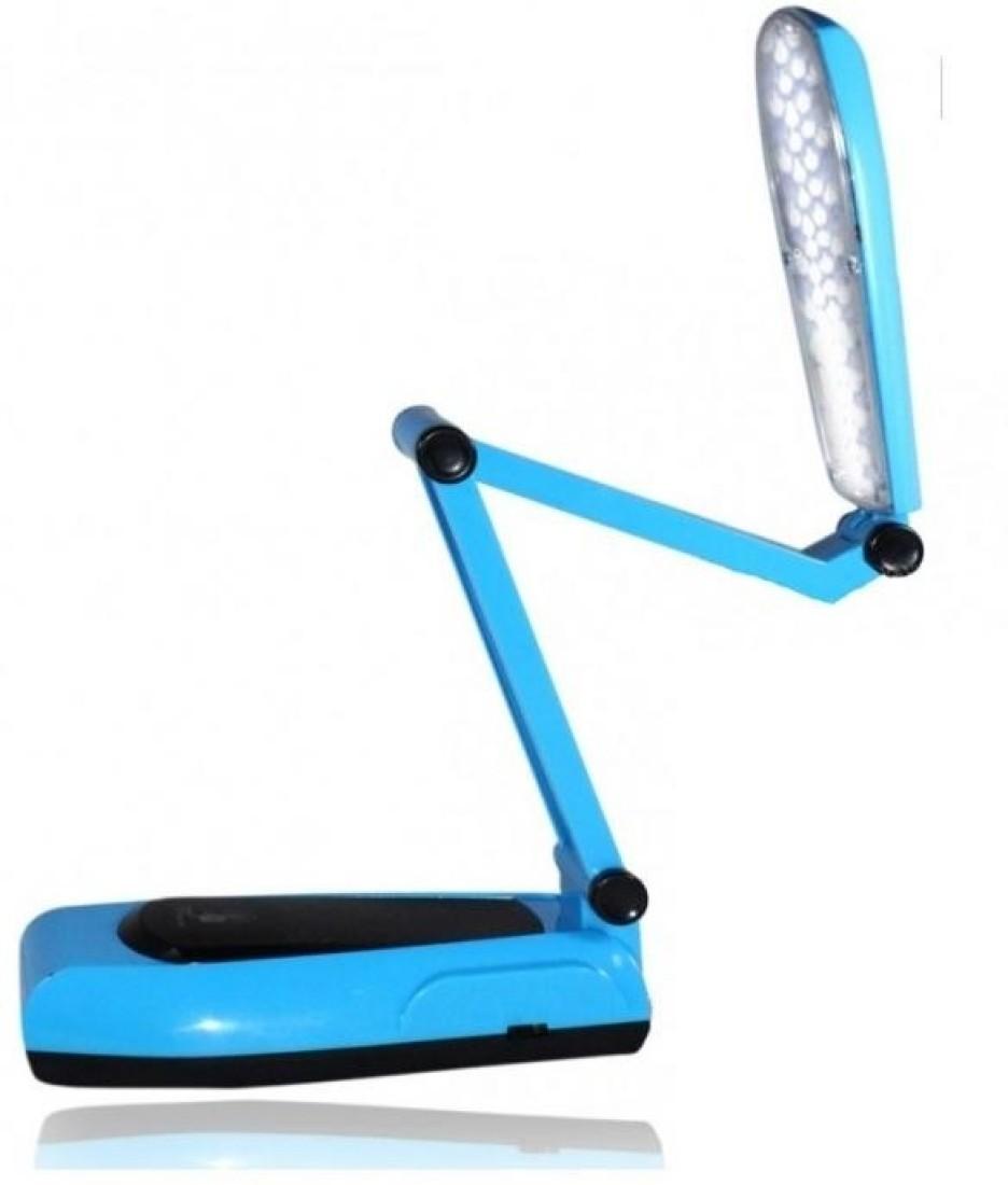 Speedwav 32 led rechargeable table lamp emergency lights for Table lamp flipkart
