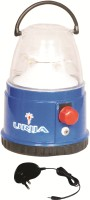 Urjja 6 Small Blue With Charger Emergency Lights (Blue)