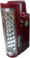 Super-IT 24 LED 2W With 3.5 Hrs Backup Emergency Lights (Red)