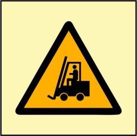 BRANDSHELL Loading Dock Emergency Sign