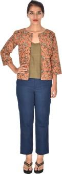 Tanoura Women's Blazer And Pant Set