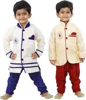 FTCBazar Boy's Kurta and Pyjama Set