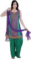 Mint Women's Kurta, Patiala & Dupatta Set - ETHDYD3FAF6MV9HZ