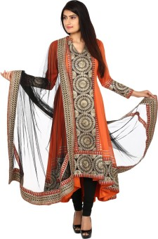 Live With Style Women's Kurti, Legging And Dupatta Set - ETHE99BWCWWHWJHN