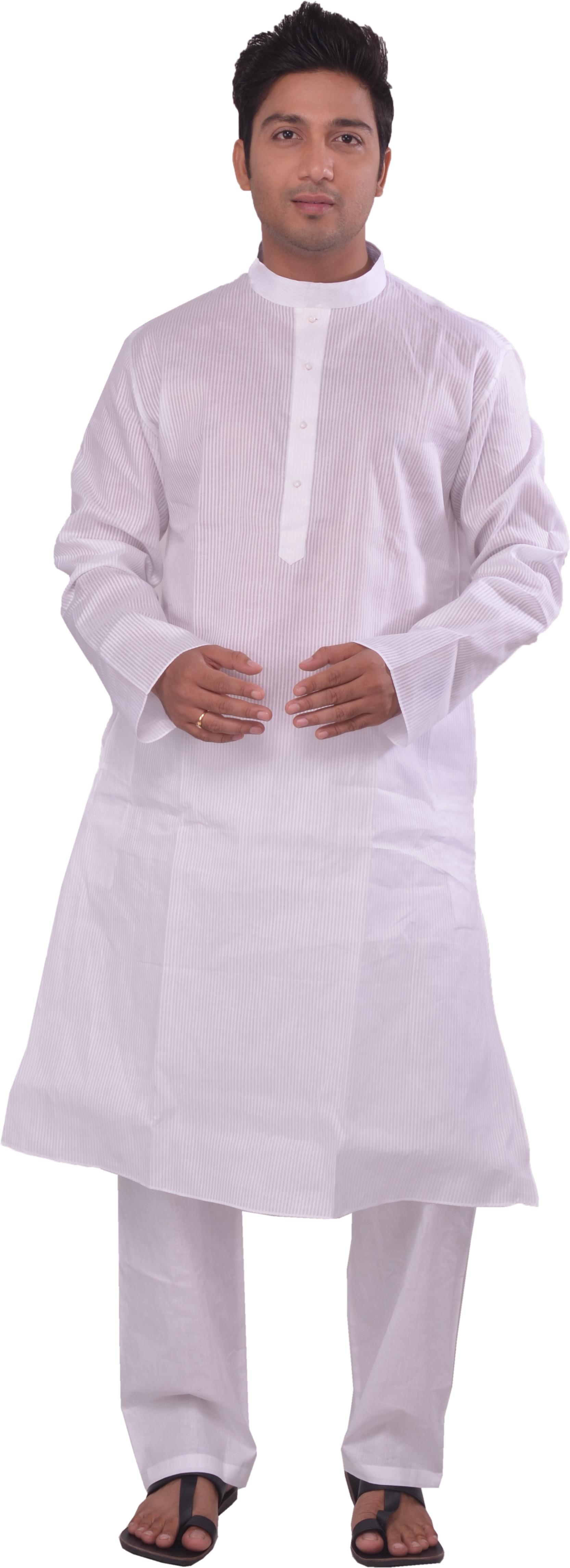 White Kurtas For Mens Manyavar Men's Kurta And