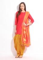 Biba Women's Patiyala and Dupatta Set