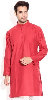 Royal Kurta Solid Men's Straight Kurta - KTAEFZHKFGZH9NTF