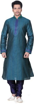 Fuzion Couture Men's Kurta & Pyjama Set - ETHE2ZHCPSRTX38G