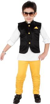 Kute Kids Boy's Kurta & Pyjama Set
