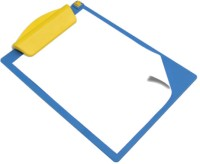 Solo SB 001 Examination Pads Set of 2, Blue, Yellow