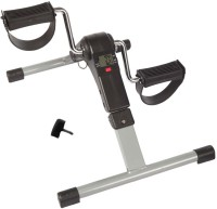 Deemark D-Cycle Fitness Exercise Bike (Black, Grey)