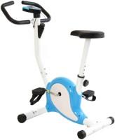 IRIS Fitness Belt Bike Upright Exercise Bike (Blue)