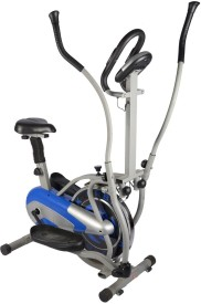 KTG 4 in 1 Orbitrek With Seat and Pulse Stand As Seen in Picture Exercise Bike