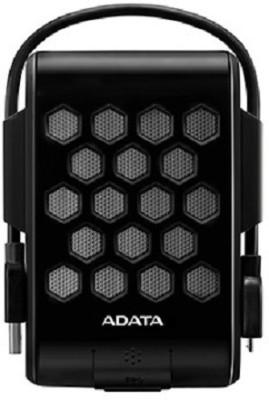 Adata 1 TB Wired  External Hard Drive (Black)