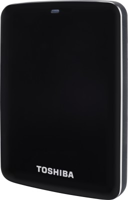 Buy Toshiba 1TB Canvio Connect Portable Hard Drive: External Hard Drive