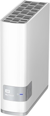 WD My Cloud Personal Storage 2 TB  External Hard Drive (White)