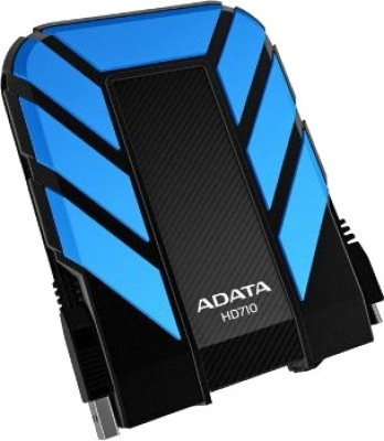 Adata DashDrive HD710 2.5 inch 1 TB External Hard Disk (Blue)