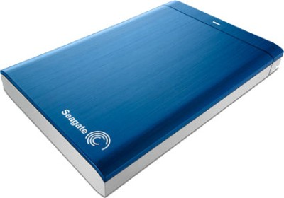 Seagate Backup Plus 1 TB External Hard Disk Blue available at Flipkart for Rs.7000