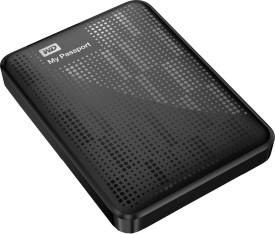 WD My Passport (WDBBEP0010BBL) 1 TB External Hard Disk