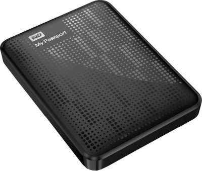 WD My Passport 1 TB External Hard Disk @4237