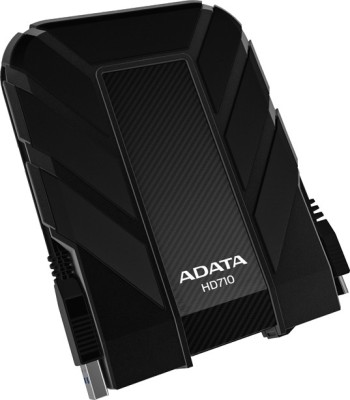 Adata DashDrive HD710 2.5 inch 1 TB External Hard Disk (Black)