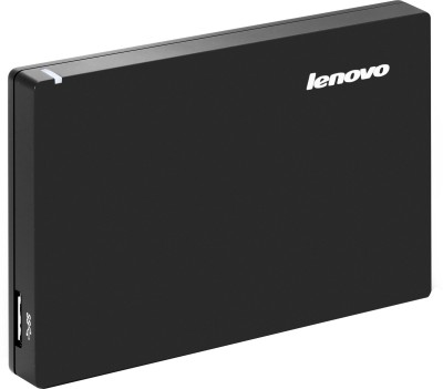 Lenovo Slim 1 TB Wired HDD  External Hard Drive (Black)