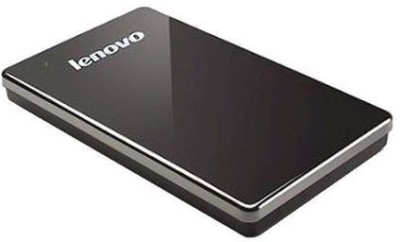 Lenovo HardDisk F309 1 TB Wired  External Hard Drive (Black, External Power Required)
