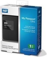WD WDBGPU0010BBK-EESN 1 TB Wireless  External Hard Drive (Black)