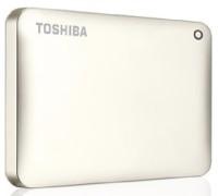 Toshiba Toshiba Canvio Connect II 1$$TB Wired  External Hard Drive