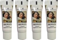 Shahnaz Husain Shasmooth Plus Almond Under Eye Cream Pack Of 4 (40 G)
