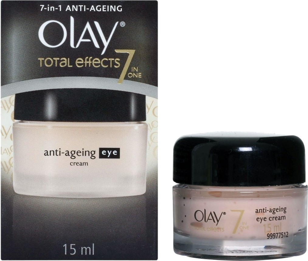 Olay Price List In India Buy Online At Best Total Effects 7in1 Anti Ageing Serum 50ml 7 One Eye Cream 15 Ml