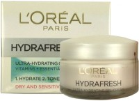 L'oreal Hydrafresh Ultra-hydrating Gel Cream (50 Ml)