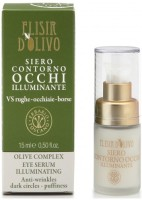 Erbario Toscano Anti-Wrinkle And Illuminating Olive Eye Serum (15 Ml)