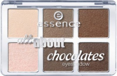 Essence Eye Shadows 50139